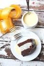 Cách làm bánh gato phủ chocolate ngon tuyệt hảo