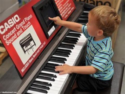 Kinh nghiệm học đàn Piano cho trẻ