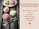 Làm kem bánh sinh nhật từ sữa tươi cực đơn giản
