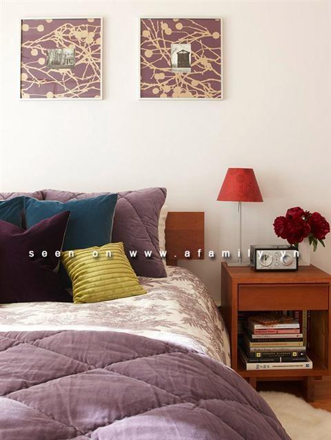 Trang trí phòng ngủ đơn giản ít tốn kém mà cực hiệu quả