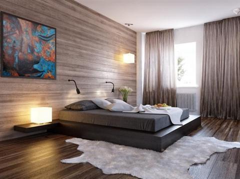 Trang trí phòng ngủ hiện đại: đơn giản mà sang trọng