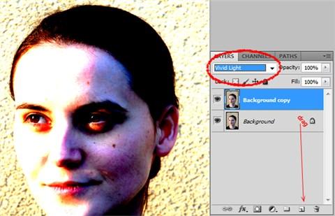 Hướng dẫn làm trắng da bằng photoshop cực nhanh