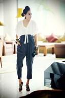 Mặc đẹp với quần alibaba cực cá tính và năng động