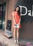 Mặc đẹp với váy suông che khuyết điểm cho mọi dáng người
