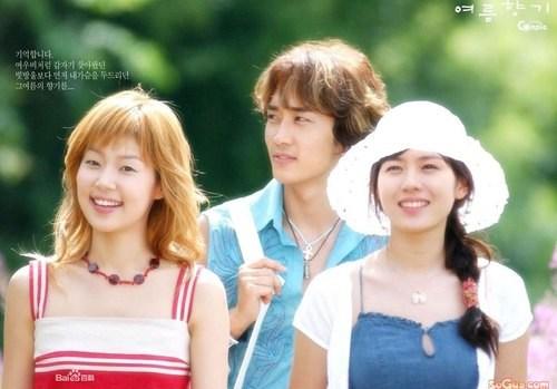Những hình ảnh đẹp trong phim Hương mùa hè cực đẹp. Hương Mùa Hè là bộ phim truyền hình nhiều tập đầu tiên của bộ 4 phim Tình yêu bốn mùa của đài truyền