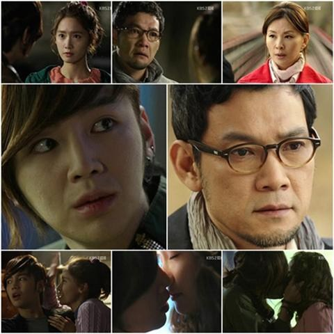 Những hình ảnh của Yoona trong phim Love Rain . Khi bĩu môi, lúc phụng phịu hay cười thật rạng ngời... cô nàng thành viên của nhóm SNSD có những khoảnh khắc