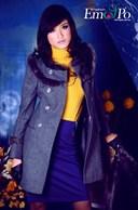 Cách chọn áo khoác dài theo từng dáng người cực chuẩn