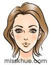 Làm sao để biết khuôn mặt mình hình gì để chọn kiểu tóc và cách trang điểm thật chuẩn?