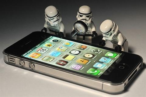 Làm sao để biết là Iphone thật và hàng fake