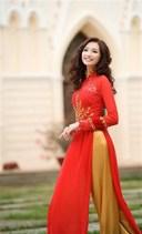 Cách chọn kiểu áo dài đẹp sang trọng và nhã nhặn nhất