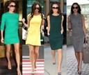 Cách chọn váy cho người lùn ăn gian chiều cao