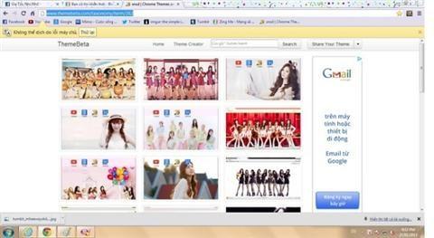 Cách chọn theme cho google Chrome cực nhanh. Nếu cảm thấy nhàm chán với giao diện có phần đơn điệu của trình duyệt Chrome, hãy sử dụng tính