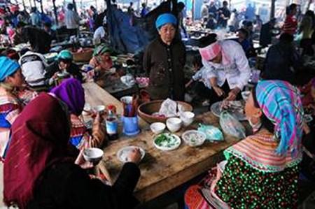 Món ăn truyền thống của người Mông