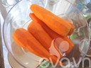 Hướng dẫn làm mứt cà rốt ngon đãi khách