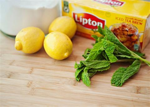 Cách pha chế trà lipton đơn giản rất thơm ngon