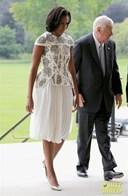 Thời trang của phu nhân tổng thống Obama trẻ trung lịch lãm
