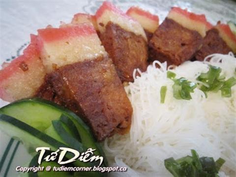 Cách nấu thịt heo quay chay cực thơm ngon. Một món ăn chay rất giống một món mặn quen thuộc, đảm bảo dinh dưỡng, cách làm đơn giản. CÁCH NẤU THỊT