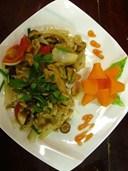 Cách làm thịt Gà xào nấm thơm ngon bổ dưỡng