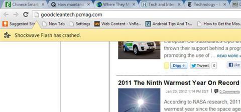 Cách khắc phục lỗi của Google Chrome cực nhanh