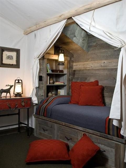 Cách trang trí phòng ngủ nhỏ hẹp trông rộng rãi hơn