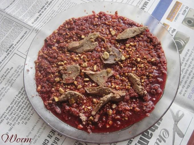 Cách làm tiết canh ngan vịt ngon đúng điệu.Tiết canh ngan vịt là món ăn được khá nhiều người yêu thích nhưng vì vấn đề an toàn vệ sinh thực phẩm nên rất