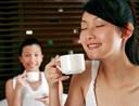 Uống cà phê có hại cho da không?