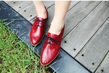 Cách mix đồ với giày oxford năng động và cá tính