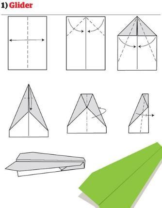 Cách gấp máy bay bằng giấy cực nhanh và đẹp cho bé