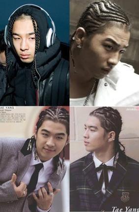 Những hình ảnh đẹp của Tae Yang cá tính, phong cách