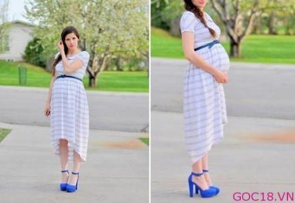 Cách cắt may đầm bầu cực đẹp cho mẹ bầu thêm quyến rũ. Bài viết dưới đây sẽ hướng dẫn cho các mẹ cách may váy bầu đơn giản mà vẫn rất thoải mái và thời