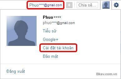 Cùng tham khảo những hướng dẫn đổi mật khẩu gmail nhé. Để thay đổi mật khẩu Gmail bạn hãy thực hiện theo hướng dẫn sau: Hướng dẫn đổi mật khẩu Gmail