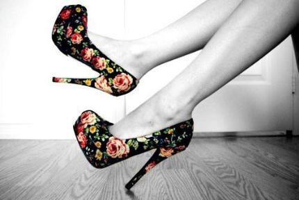 Xu hướng giầy nữ năm 2013