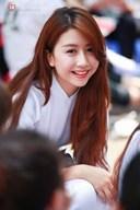 Xu hướng tóc của hot girl trẻ trung năng động
