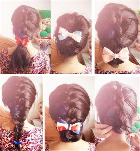 Cách tết tóc đẹp