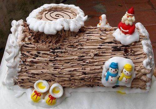 Món ăn Giáng sinh truyền thống hấp dẫn