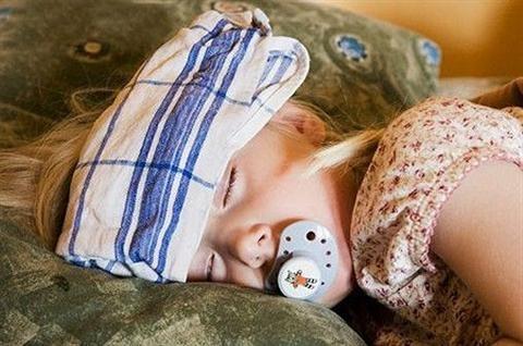 Bệnh đậu mùa ở trẻ em