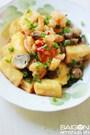Cách làm đậu phụ sốt nấm đơn giản mà ngon không tưởng