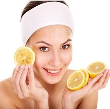 Cách uống vitamin C làm trắng da mặt
