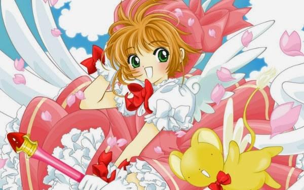Những hình ảnh đẹp của Sakura và Syaoran cực xinh xắn