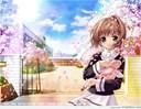 Những hình ảnh đẹp của Sakura và Syaoran cực thú vị