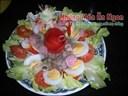 Cách làm salad dầu giấm tuyệt ngon