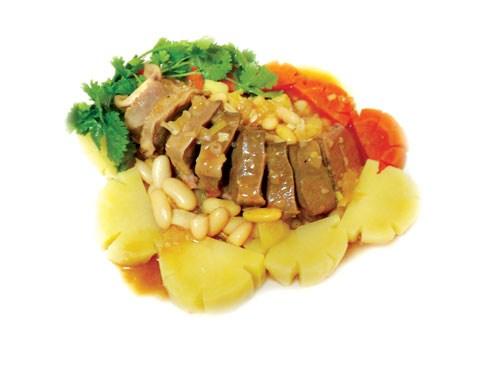 Lưỡi heo nấu tiêu xanh là một món ăn lạ miệng với sự kết hợp hoàn hảo giữa các nguyên liệu lưỡi heo, tiêu xanh và một vài gia vị khác, những buổi cơm tối