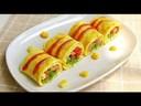 Video Clip: Những món ăn ngon khi đi dã ngoại - Trứng cuộn ngũ sắc