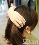 Làm đẹp với kiểu tóc ngắn cực đơn giản cực cute
