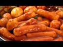 Video Clip: Cách làm bánh nếp xào ớt ngon như người Hàn nấu