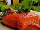 Cách làm món đầu cá hồi nướng muối ớt nghe đã thèm