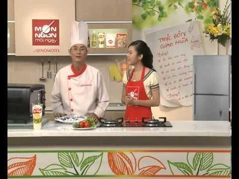 Video Clip: Cách làm món đầu cá hồi nướng muối ớt cực ngon
