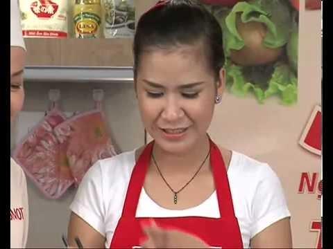 Video Clip: Món canh bầu nấu hến bổ mát