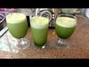 Video Clip: Cách làm sinh tố rau má cực đơn giản