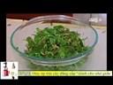 Video Clip: Cách làm sinh tố rau má và công dụng của cây rau má